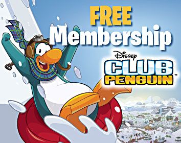 Club Penguin promo web tile2