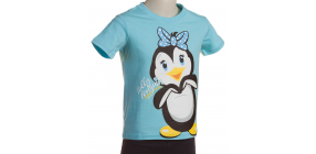 Polly Penguin Aqua3