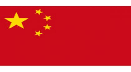 China flag menu2